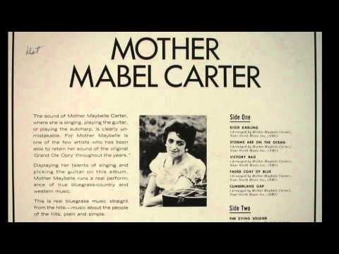 Maybelle Carter - Dixie Darling. Full Album HQ Audio. Vinyl Source.