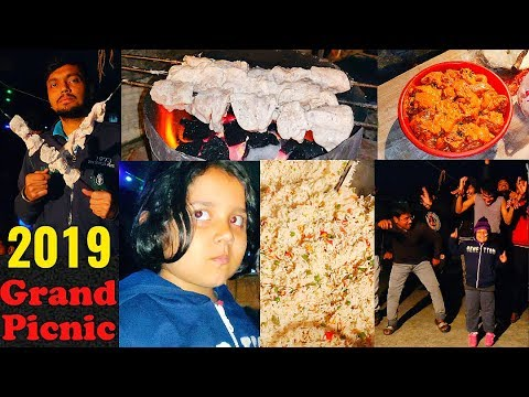 Grand Picnic🔥Happy New Year 2019💥