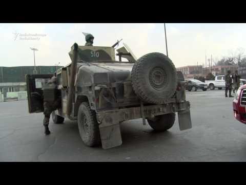 Gunmen Attack Military Hospital in Kabul