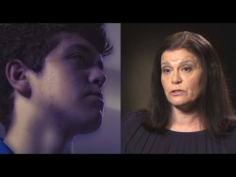 Why A Mom Says She's Afraid Of Teenage Son