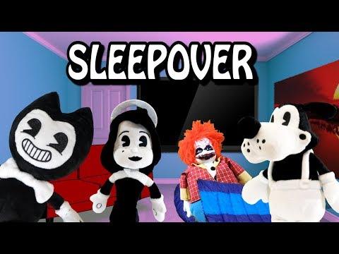 MMA Movie: Bendy's Sleepover