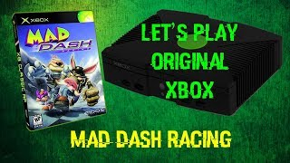 Mad Dash Racing - Xbox Launch Title