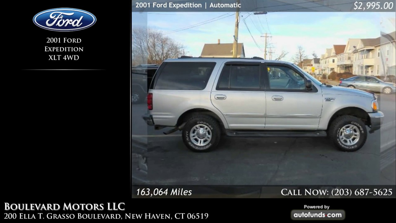 Used  Ford Expedition Boulevard Motors Llc New Haven Ct Sold
