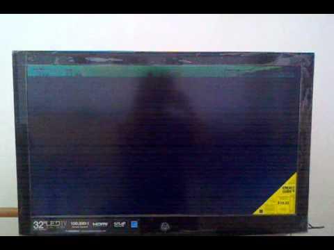 Westinghouse 32 Led Hdtv Problems Youtube