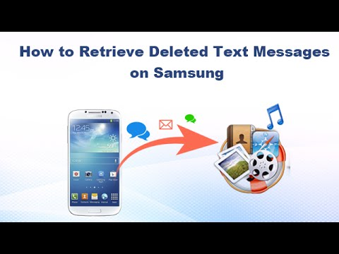 how to pull up deleted text messages on iphone how to retrieve deleted text messages on samsung 21385