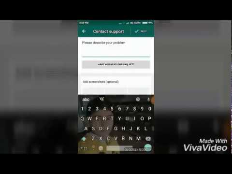 My whatsapp number banned solution by A  K  TECHNICAL