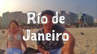 Rio de Janeiro Playa Copacabana, Samba en Lapa, Comeremos Feijoada y visitaremos Escaderas Selaron