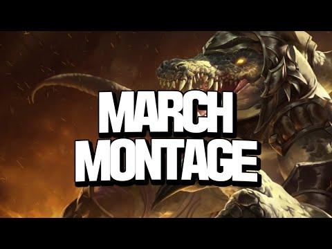 레넥 장인 금똥왁왁 3월 매드무비ㅣRenekton Montage