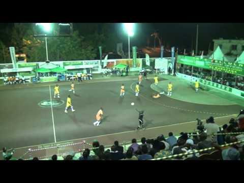 Coupe d'Afrique des Nation de MARACANA Lome 2015 Finale des Veterans Togo Vs Cote d'Ivoire