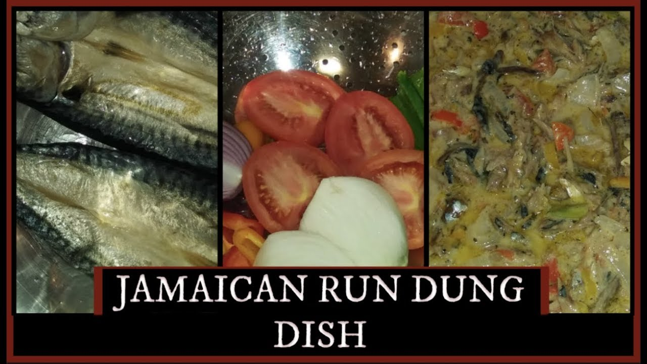 cook with me how to cook run dung run down jamaican