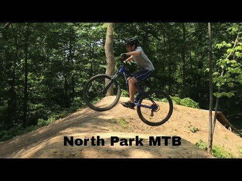 North Park Mountain Bike Park Review