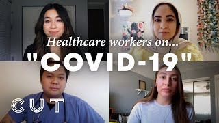 Healthcare Workers Get Real About COVID-19 | One Word | Cut