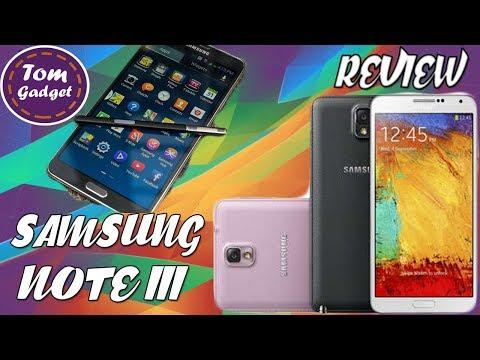 Samsung Galaxy Note 3 Review en el 2018 ¿Vale la pena? ¡Conócelo todo aquí!