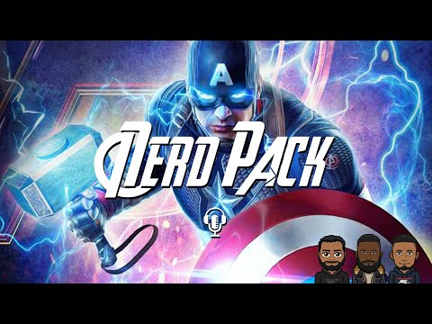 "Nerd Pack Podcast | Avengers: End Game [SPOILER REVIEW] PT 1 - ""Captain America Is Worthy, Right?"""