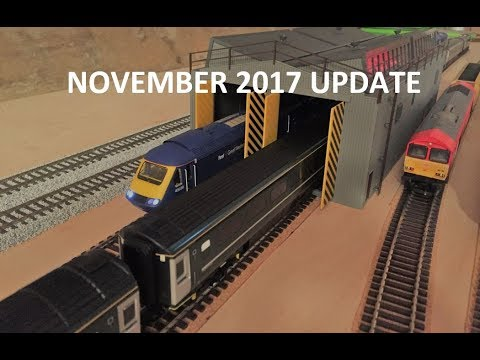 Pennyhill Junction Video 24 - November 2017 Update