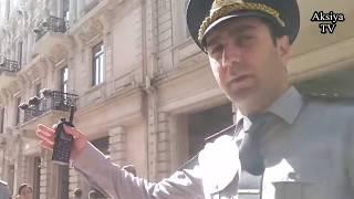 """Vilayət Eyvazovun polisləri """"28 may""""a qarşı."""