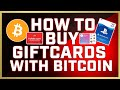 How To Buy Bitcoin With Gift Cards On Paxful - Step by ...