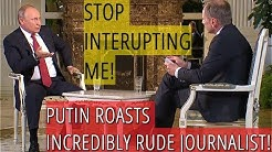 PUTIN: EXCLUSIVE, FULL & UNEDITED Interview Of Russian President To Austrian TV