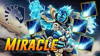 Miracle Storm Spirit Lightning Master | Dota 2 Pro Gameplay