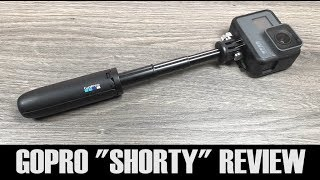 "Video GoPro ""Shorty"" Review 