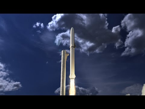 SpaceX BFR Launch & Landing