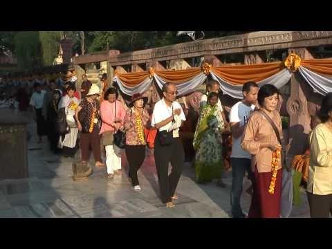Hành hương Ấn Độ 2010 - Bồ Đề Đạo Tràng - Phần 1