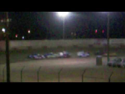 AARON ENGLERT #96 6/19/10 VICTORVILLE AUTO RACEWAY MAIN EVENT