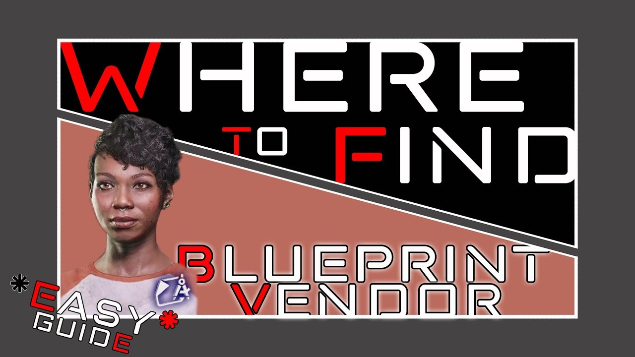 Where To Find The NEW Blueprint Vendor | The Division 2 | PurePrime