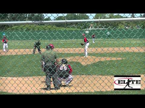 Elite Baseball Training 2016 Premier vs. STIKS Academy