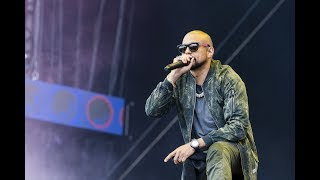 Sean Paul - Behind The Scenes at BBC Radio 1 Big Weekend