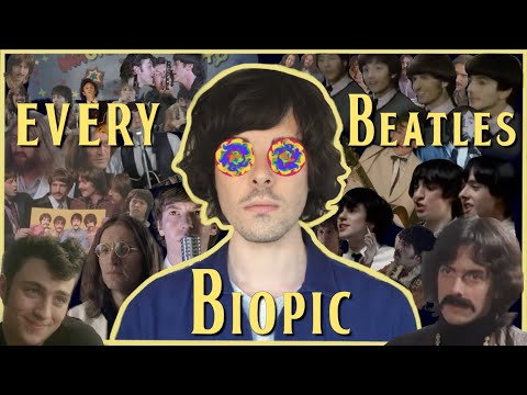 I watched every Beatles biopic so you don't have to