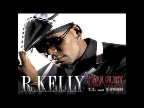 ACAPELLA - I'm A Flirt - R. Kelly ft. T.I, & T-Pain - Official Studio Acapella [HD]