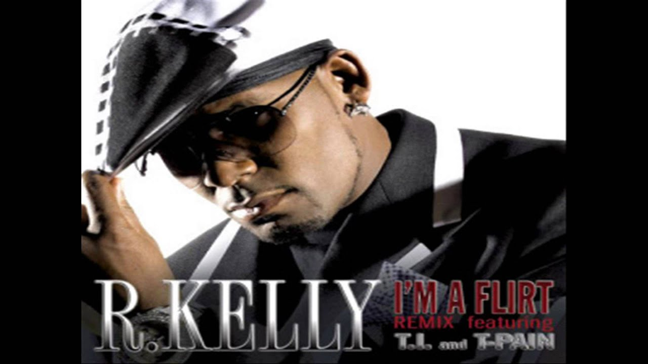 ACAPELLA - I'm A Flirt - R  Kelly ft  T I, & T-Pain - Official Studio  Acapella [HD]