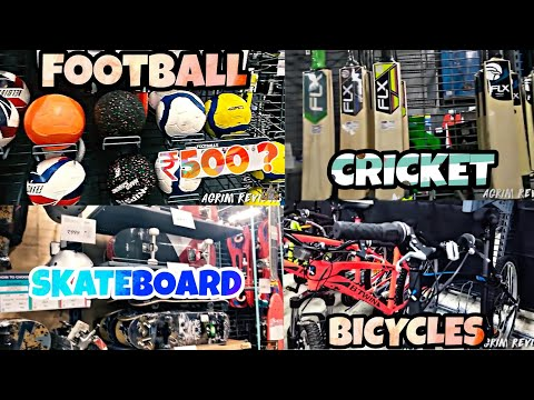 DECATHLON SPORTS Store in DELHI-NCR | CRICKET FOOTBALL SKATING BASKETBALL