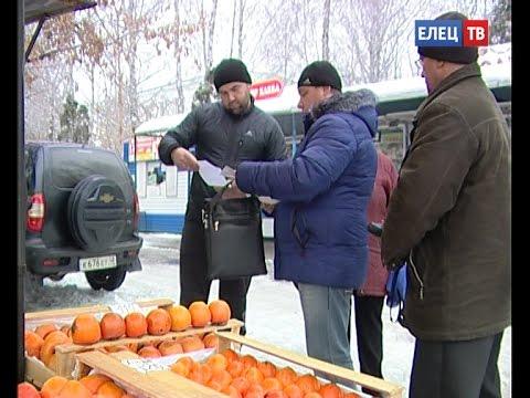 В Ельце продолжаются рейды по выявлению незаконной предпринимательской деятельности