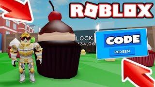 NEW DESSERT SIMULATOR + CODE | Dessert Simulator Roblox! Pets