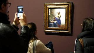 В Лувре представили картины нидерландского живописца Яна Вермеера (новости)
