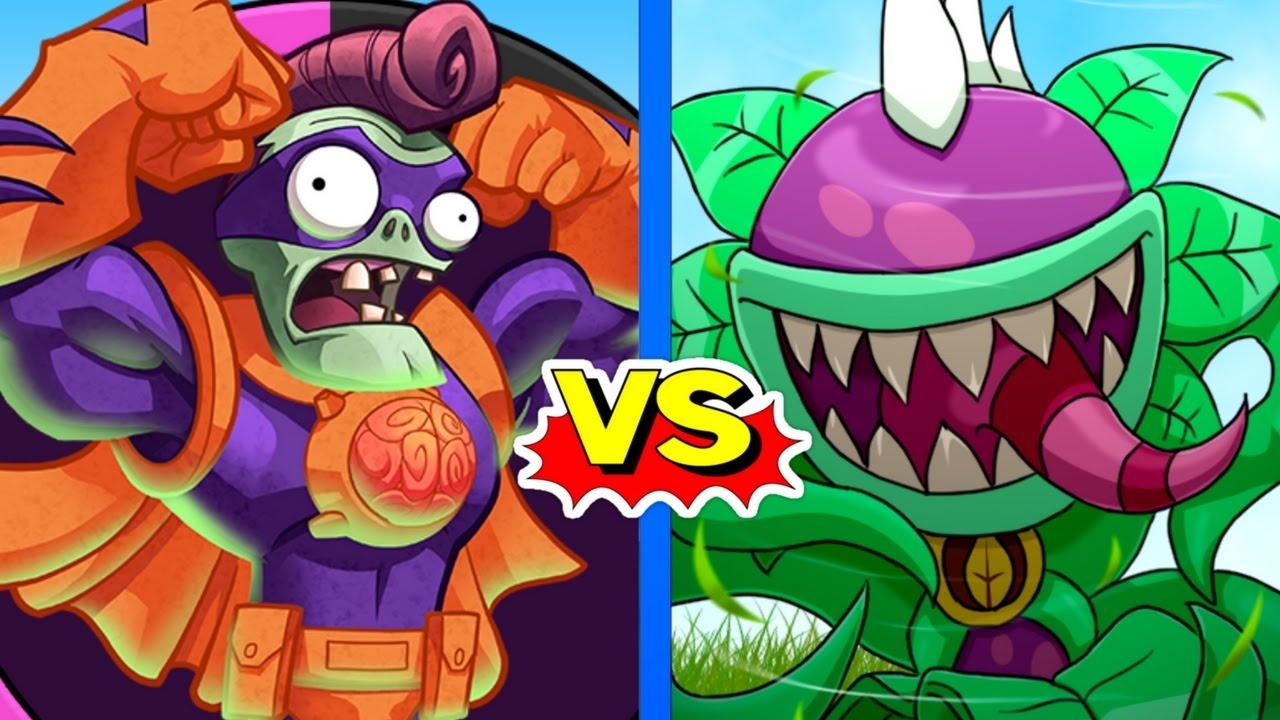 Plants vs Zombies Heroes! - YouTube