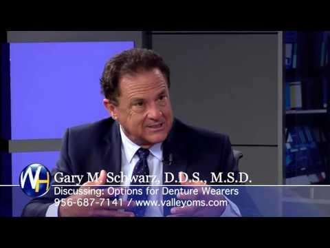 Options for Denture Wearers with McAllen, TX Gary Schwarz, DDS