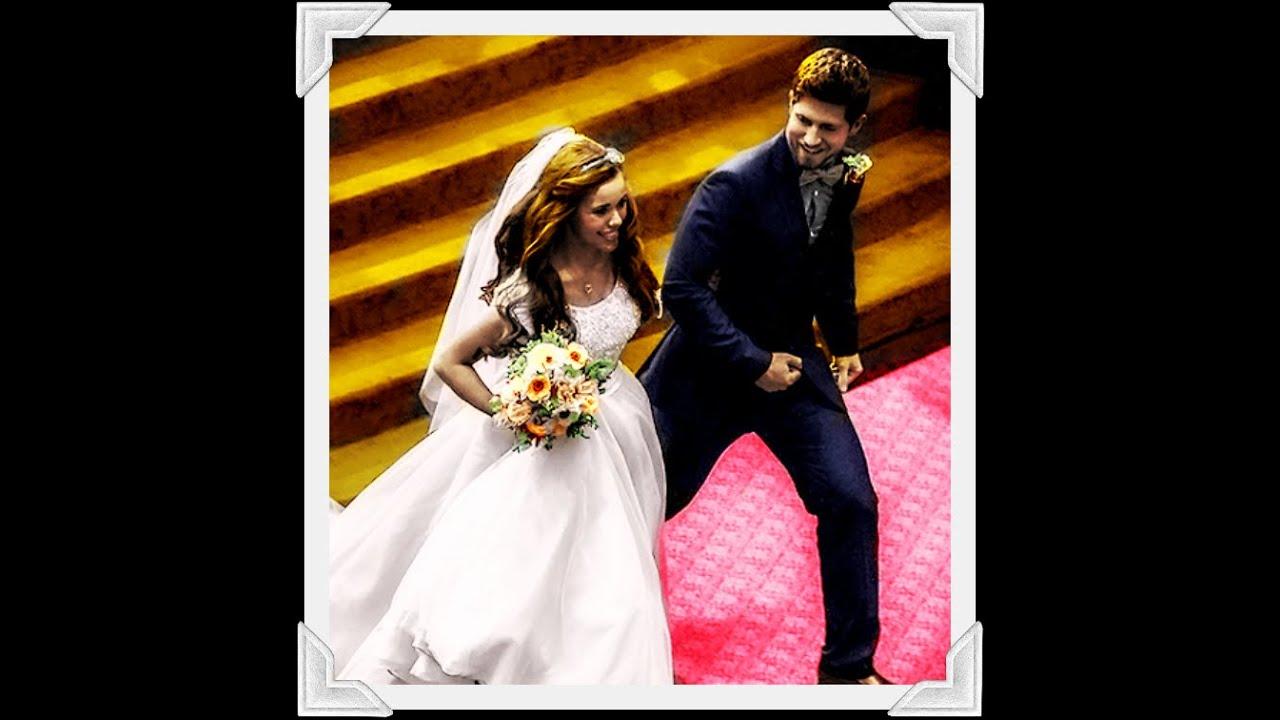 jessa duggarben seewaldfairytale wedding youtube