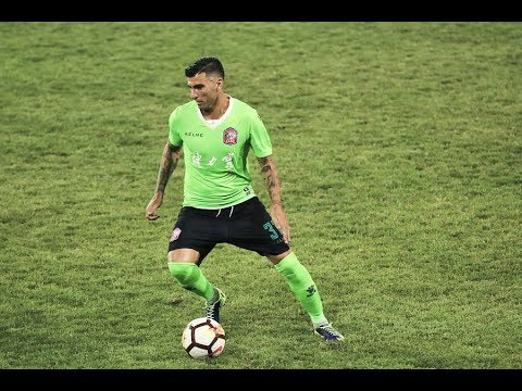 José Antonio Reyes - Magic Skills, Goals, Assists, Passes - Xinjiang Tianshan Leopard FC 2018