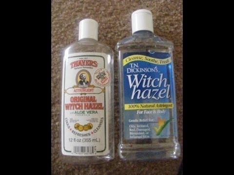 REVIEW! Witch Hazel Astringent