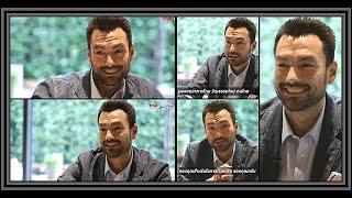 Exclusive Interview : David Lee McInnis ผู้ร้ายสุดเท่ห์จากซีรีส์ Descendants of the Sun (19-05-59)