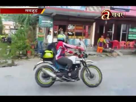 Domestic tourist increases in Manang - Lamjung