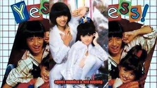 Gambar cover Yess! - Agnes Monica dan Eza Yayang (Lirik)