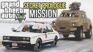 GTA 5 - SECRET PROLOGUE MISSION STEPS! (GTA V)