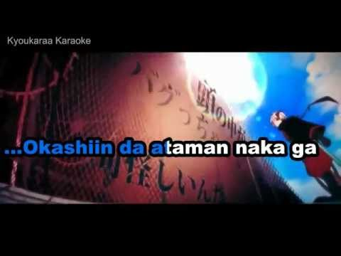 【Karaoke】 Enmei chiryou / 延命治療 【on vocal】