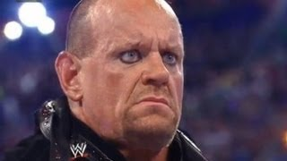 wwe raw 9 3 15 the undertaker attack brock lesnar