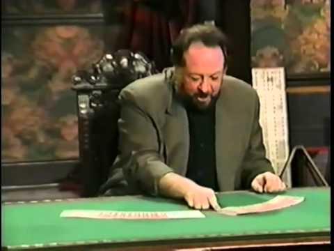 Ricky Jay -- Card Control