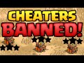 Clash of Clans Hack / Cheaters ♦ BANNED! ♦